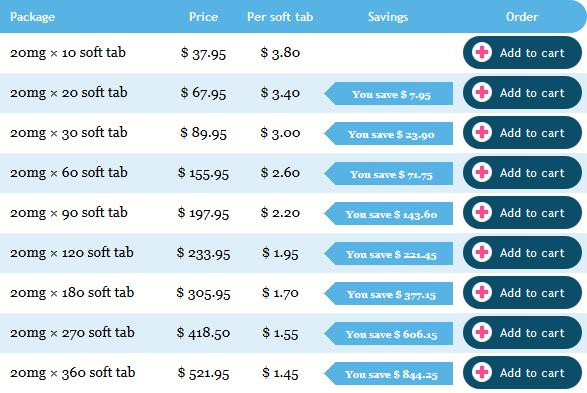 cheapest 20 mg cialis soft best place to purchase discounts and